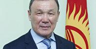 Депутат ЖК 6 созыва Бакирдин Субанбеков от партии Бир Бол. Архивное фото