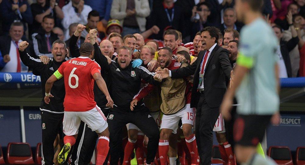 Бэйл: «Нас ожидает матч Уэльс-Португалия, ноне Роналду-Бэйл»
