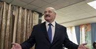 Глава государства Беларуси Александр Лукашенко. Архивное фото