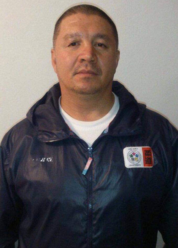 Выдающийся тренер, мастер спорта СССР по дзюдо Турсун Курбанов