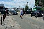Дүйнөгө белгилүү жөө күлүк Дин Карнасис Кыргызстандын чек арасын кесип өттү