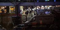 Теракт в аэропорту Стамбула. Архивное фото