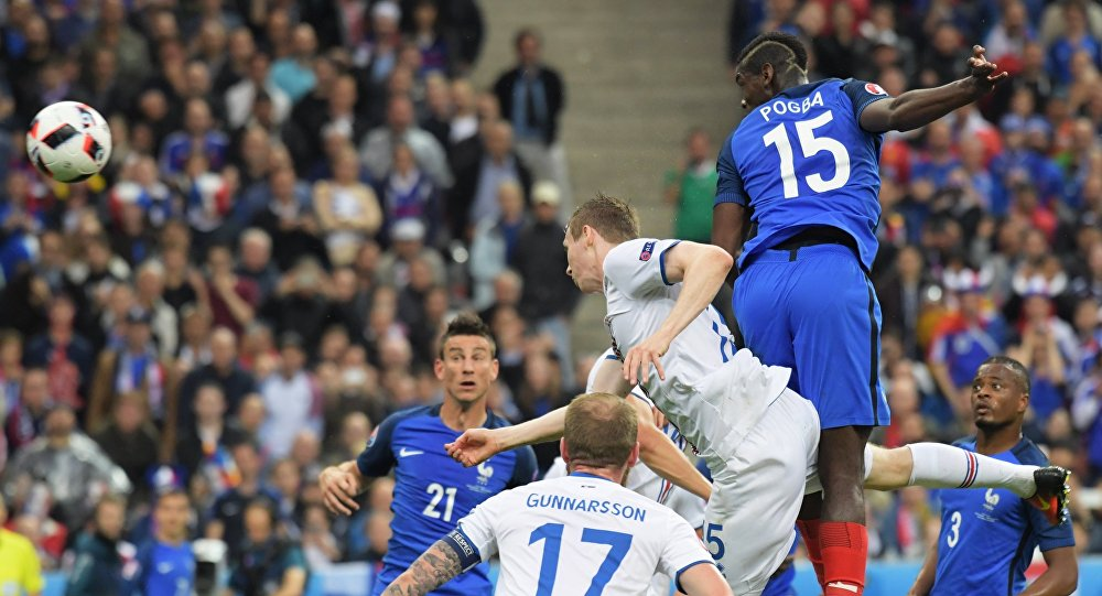 Исландия победит Францию восновное время— Игорь Колыванов