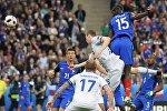Футбол. Чемпионат Европы — 2016. Матч Франция — Исландия