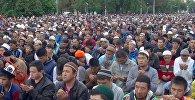 LIVE: Айт-намаз в Бишкеке