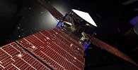Американский космический зонд Juno, находящийся на орбите Юпитера. Архивное фото
