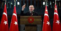 Түркиянын президенти Тайип Эрдоган. Архив