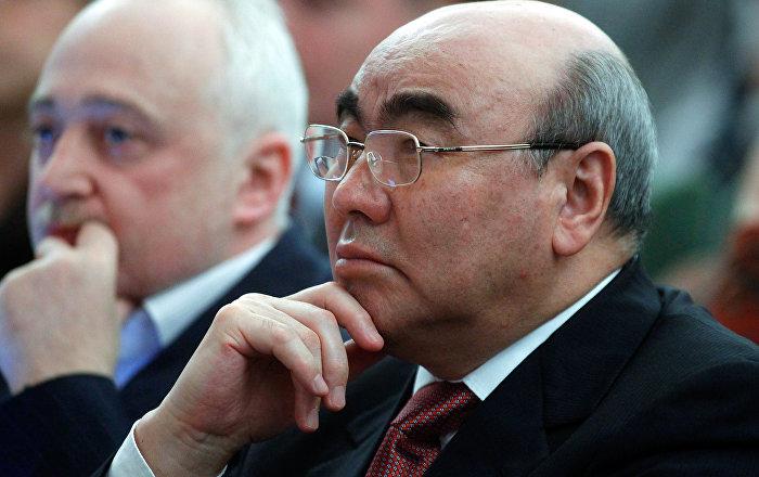 Бывший президент Кыргызстана Аскар Акаев. Архивное фото