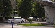 Бишкектеги Абдраимов атындагы авиация колледжи. Архив