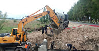 Реконструкция автодороги Балыкчи — Корумду
