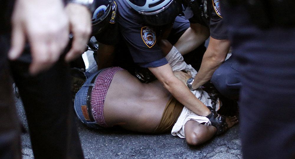 Заполгода американские полицейские убили 492 человека