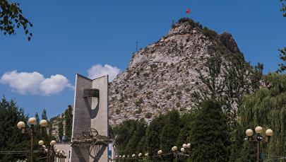 Гора Сулайман-Тоо. Архивное фото