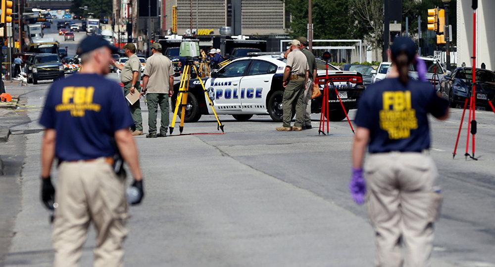 Даллас полиция кызматкерлери. Архив