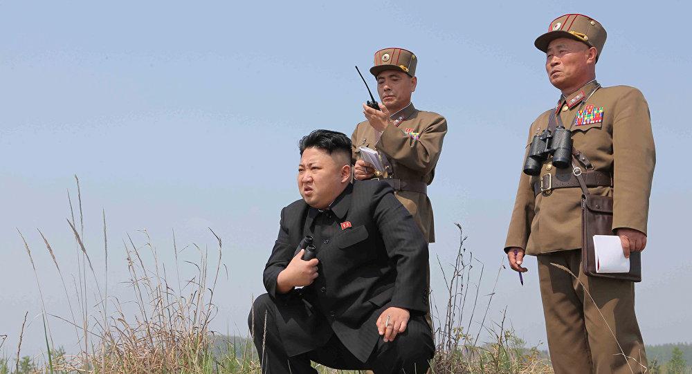 КНДР безуспешно запустила баллистическую ракету