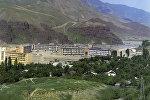 Жалал-Абад облусундагы Кара-Көл шаары. Архив