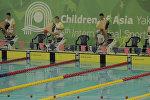 Кыргызстанец стал первым в плавании брассом: Дети Азии — 2016 в России