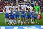 Россиянын  футбол боюнча курама командасы. Архив