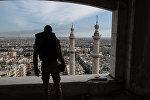 Сириянын Алеппо шаары. Архив