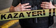 Сотрудник полиции Турции. Архивное фото