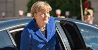 Архивное фото канцлера ФРГ Ангелы Меркель