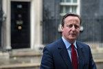 Улуу Британиянын премьер-министри Дэвид Кэмерон. Архив