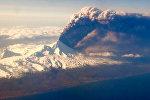 ляска жарым аралындагы Павлов жанар тоосу