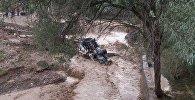 Последствия селя в Баткенской области