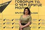 Оперная певица Хибла Герзмава