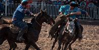 Чемпионат Кыргызстана по Кок-Бору. Архивное фото