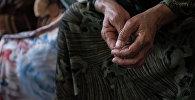 Руки женщины. Архивное фото