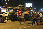 Түркиядагы аскердик төңкөрүш аракети