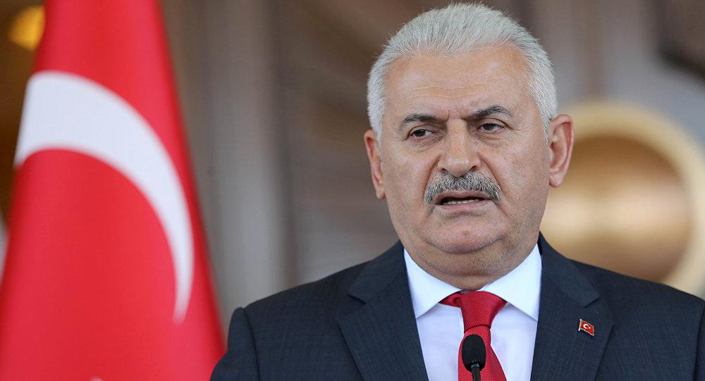Түркиянын премьер-министри Бинали Йылдырым