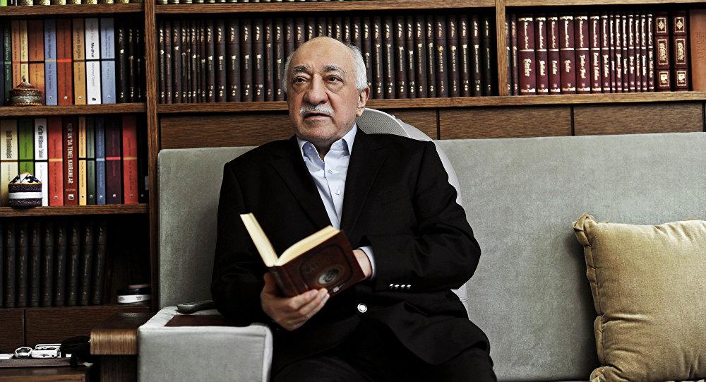 Основатель движения Хизмет Фетхуллах Гюлен. Архивное фото