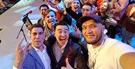 КВН команда Азия MIX на фестивале Голосящий КиВиН 2016 в Светлогорске