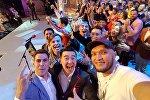 Азия MIX командасы Светлогорск шаарында өткөн эл аралык Голосящий КиВиН 2016 фестивалында