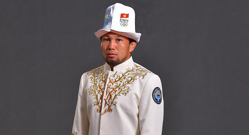 Риодо кыргыз спортчулары үчүн тигилген кийим. Архив