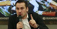 Член Комитета Госдумы РФ по физической культуре, спорту и делам молодежи Дмитрий Носов. Архивное фото