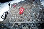 Түркиядагы аскердик төңкөрүш аракети. Архивдик сүрөт