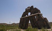 Нарын облусу. Архивдик сүрөт
