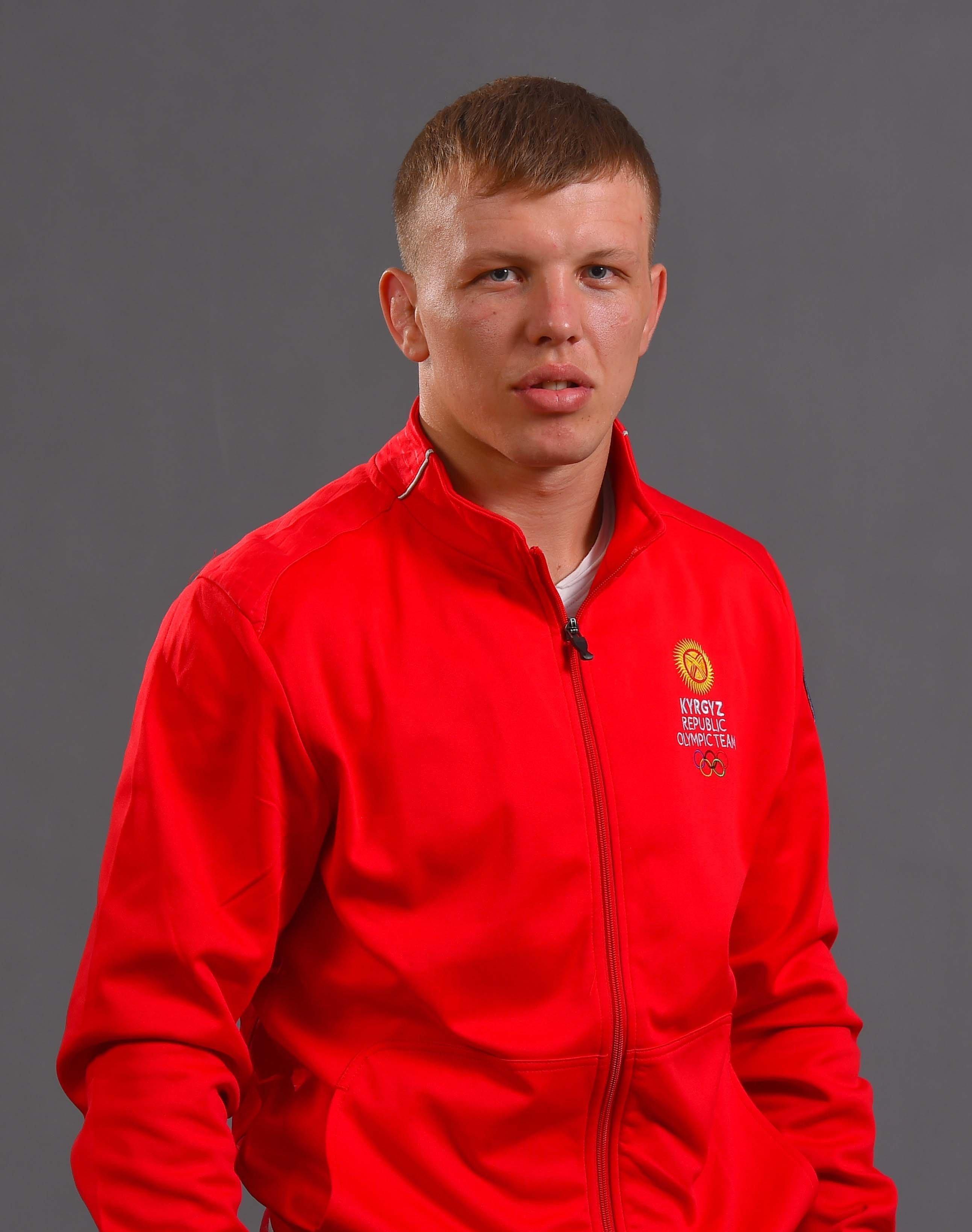 Пятикратный чемпион Кыргызстана, обладатель золотой медали первенства Азии и участник Олимпиады-2016 Руслан Царев