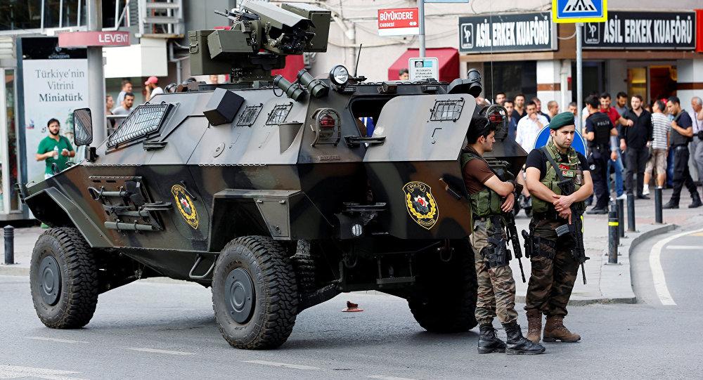 Эрдоган объявил освязях сбивших Су-24 пилотов сГюленом