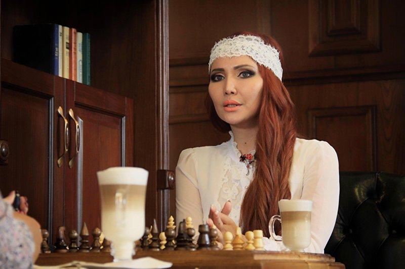 Ассоль молдокматова занимает сексом