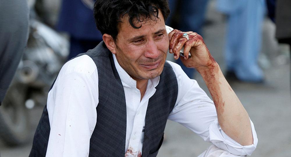Спецслужбы Афганистана проинформировали, кто стоит затерактом впроцессе митинга вКабуле