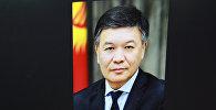 Председатель Государственной службы по борьбе с экономическими преступлениями Бактыбек Аширов. Архивное фото