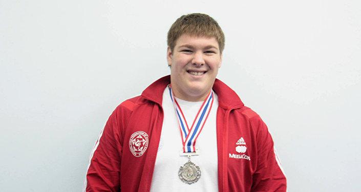 Участник Олимпиады-2016, бронзовый призер чемпионата Азии, дзюдоист Юрий Краковецкий. Архивное фото