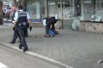 Немецкие полицейские задержали нападавшего с мачете в Ройтлингене