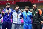 Риодогу Олимпиада оюндарында бүгүн Кыргызстандык спортчу, Азия чемпиону Магомед Мусаев