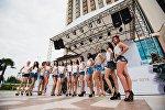 Бикини сулуусу-2016 сынагынын катышуучулары