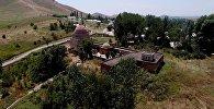 Уникальный Кыргызстан: архитектурный комплекс Шах-Фазиль