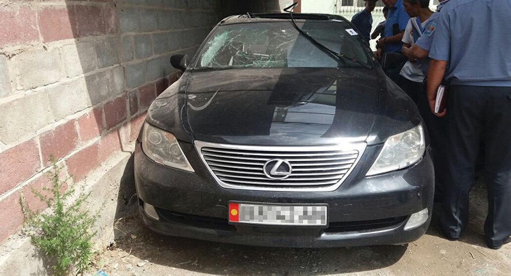 МВД: подозреваемый вподрыве машины обвинителя является его родственником
